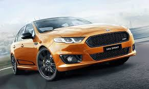 the latest car review for the ford falcon sprint klosters