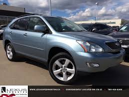 2008 used lexus rx 350 pre owned 2008 silver water blue lexus rx 350 4wd in depth review