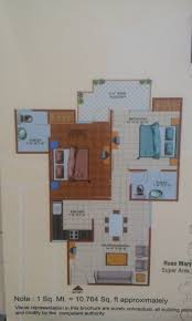 floor plan afc home solutions pvt ltd svp gulmohar garden at
