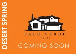 valencia park floor plans palo verde homes