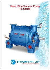 Water Ring Vaccum Pump Liquid Ring Vacuum Pumps Ppi Pumps Pdf Catalogue Technical