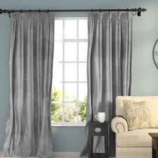 livingroom drapes pinch pleated drapes curtains wayfair