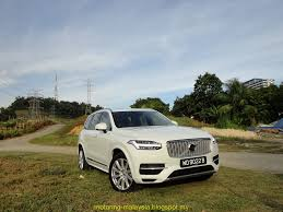 xc90 test drive motoring malaysia test drive volvo xc90 t8 all hail the king