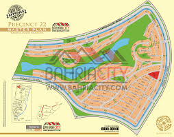 map of karachi bahria town karachi all precincts maps bahria city