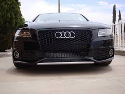 audi aftermarket grill audi b8 a4 rs4 mesh grill from 500 to 174 page 2