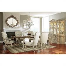 american drew dining table american drew jessica mcclintock the boutique wood dining table