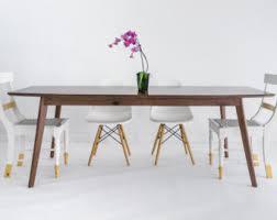 Mid Century Dining Room Furniture Mid Century Dining Table Modern Dining Table Dining Table