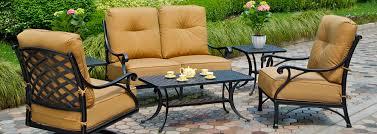 Newport Patio Furniture by Patio Furniture Four Seasons Nursery