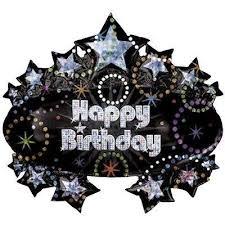 30th birthday balloon bouquets happy 30th birthday sparkles balloon bouquet jeckaroonie
