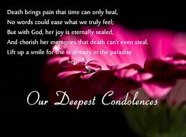 Words Of Comfort On Anniversary Of Loved Ones Death 31 Inspirational Sympathy Quotes For Loss With Images Good