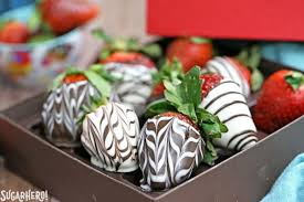 where to buy chocolate strawberries chocolate covered strawberries five ways sugarhero