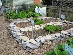 Raised Rock Garden Beds How To Build A No Dig Garden Similiar Rock Raised Bed Keywords