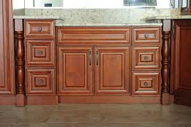 Overlay Kitchen Cabinets Wholesale Coffee Maple Cabinets Full Overlay Doors Sweet Home