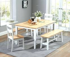 Dining Tables With Bench Seating Dining Table With Bench Seats Dining Table With Corner Bench Seat