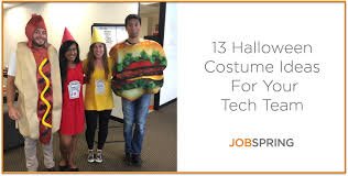 blog post 13 halloween costume ideas for you and your tech team