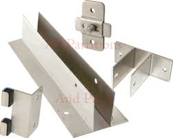 Commercial Bathroom Stall Latches Stainless Steel Partition Hardware For Commercial Restrooms All