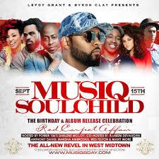 birthday photo album musiq soulchild s carpet birthday and new album release