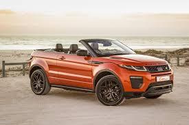 jeep convertible 2017 range rover evoque convertible 2017 quick review cars co za