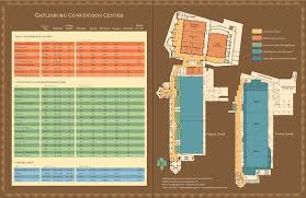 henry b gonzalez convention center floor plan venues gatlinburg convention center