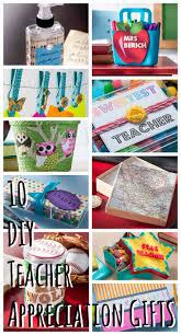 71 best diy teacher appreciation gifts images on pinterest