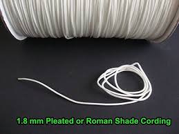 Replacement Cords For Blinds Amazon Com Roll Of 100 Yards Shade Cord Or Lift Cord 1 8 Mm