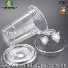 clear plastic cups for wedding transparent airline cup 32oz eco friendly disposable plastic