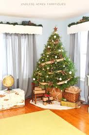 christmas marvelous vintage christmas tree photo ideas vintage