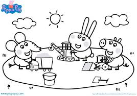coloring pages peppa pig coloring pages printable peppa pig
