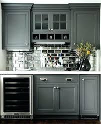 mirrored kitchen backsplash mirrored kitchen backsplash mirrored kitchen kitchen bar mirrored