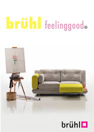 rã ckenpolster sofa brühl feelinggood 2016 2017 by bwa holding ag issuu