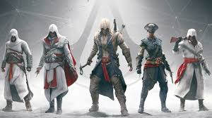Assassins Black Flag Assassins Creed Iv Black Flag Characters Desktop Wallpaper