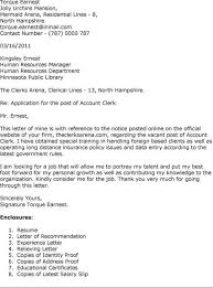 examples of cover letters for accounting positions accounting