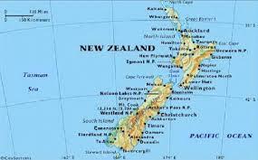 Common Australia e Nova Zelandia: Mapas: #BC59