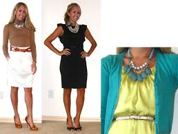 necklace collar dress images 4 ways to wear a statement necklace j 39 s everyday fashion