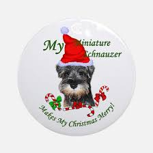 miniature miniature schnauzer ornaments 1000s of