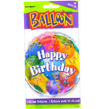 birthday helium balloons large happy birthday helium balloon hobbycraft