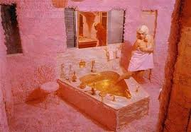 jayne mansfield house jayne mansfield s pink bathroom featuring pink shag walls flickr