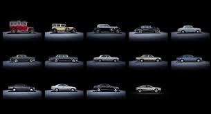 history of the mercedes 14 generations of big luxury sedans from mercedes carscoops