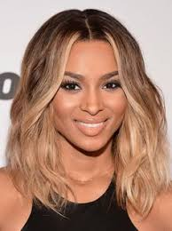 part down the middle hair style hairstyles for medium wavy hair beautiful features pictures hair