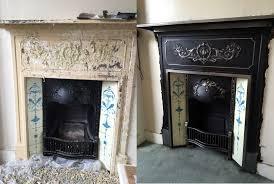 replacing fireplace tiles laboratorioc3masd co