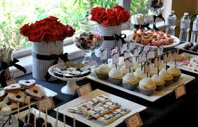 home decorating party cheap buffet table decorating ideas diy
