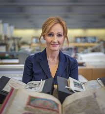 how did jk rowling name her harry potter characters radio times