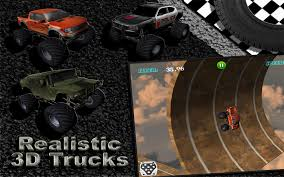 3d monster truck racing monster truck racing free android apps on google play