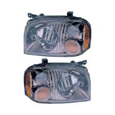 nissan frontier body parts nissan frontier headlight assembly pair parts from car parts warehouse