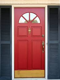 exterior paint for front doors