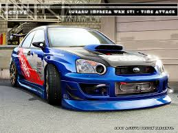 subaru tuner subaru impreza sti time attack by active design on deviantart
