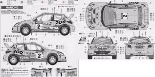 tutorials3d com blueprints peugeot 206 wrc 02 if you can see this your browser doesn t understand iframe