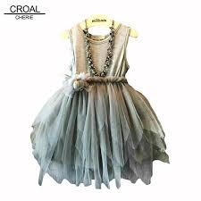 aliexpress com buy 80 130cm beautiful flower lace kids wedding