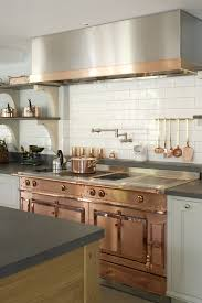 beautiful edwardian style kitchen by artichoke copper appliances