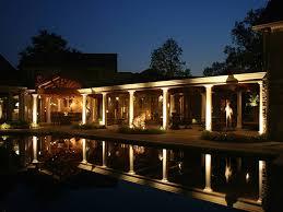 exterior lighting design 9 principles in outdoor lighting design